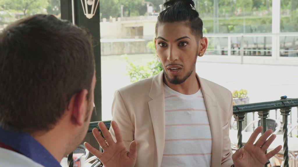 Cristo Contreras se independiza en la cuarta temporada de 'Los gipsy kings'.