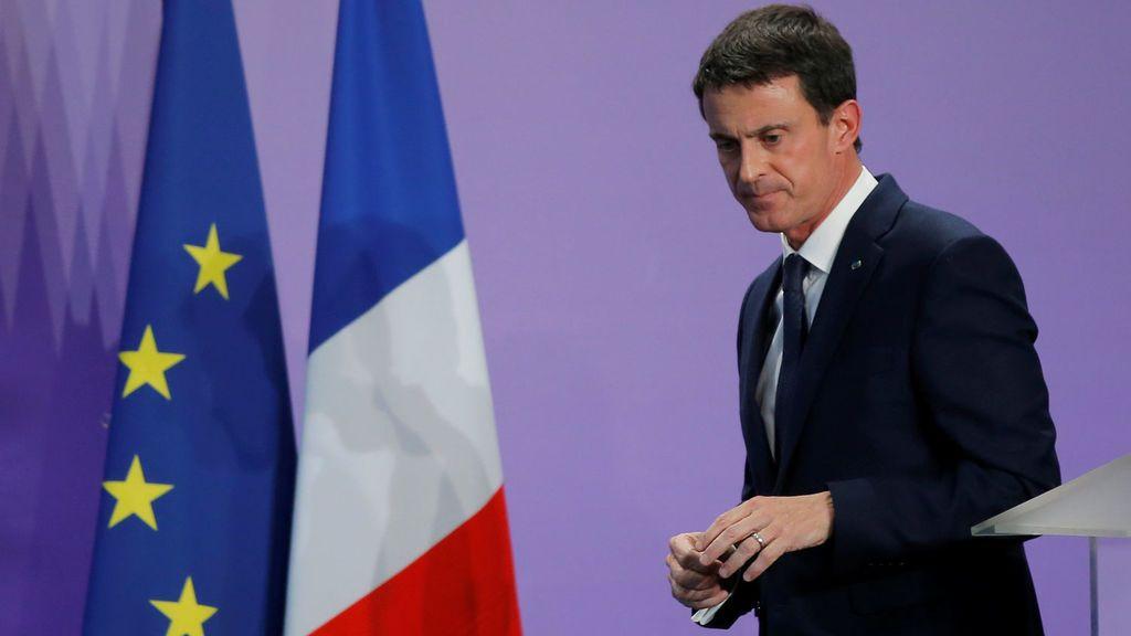"""Manuel Valls dice que Alemania no tiene otra """"solución"""" que entregar a Puigdemont"""
