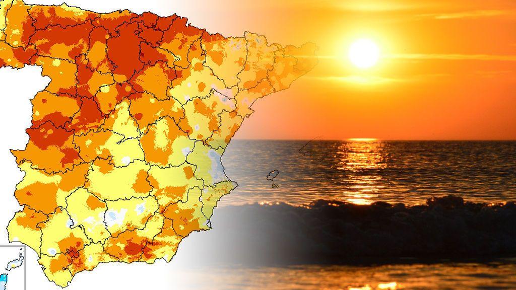 Noche tropical en San Sebastian: ¡20'6ºC de mínimas en pleno abril!