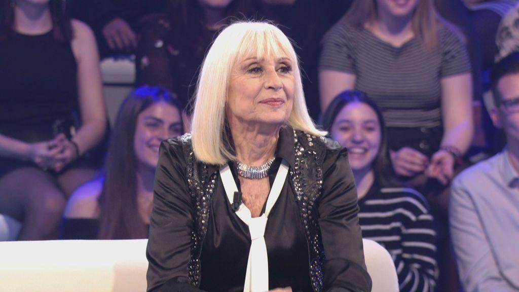Raffaela Carrà, protagonista de tres sorpresas en el regreso de 'Volverte a ver' a Telecinco.