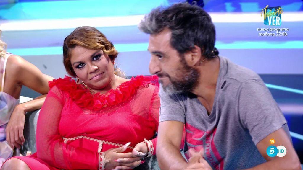 """Saray declara la guerra a Fernando: """"Has sido un dictador, mala persona y la gente no te puede ni ver"""""""