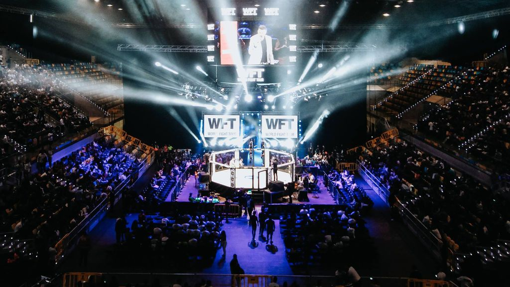 WFT y Mediaset España firman un acuerdo para la retransmisión de las competiciones de las MMA en Be Mad
