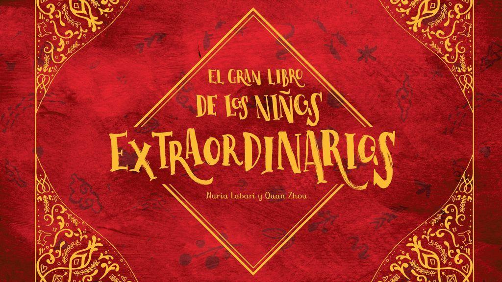 El gran libro de los niños extraordinarios