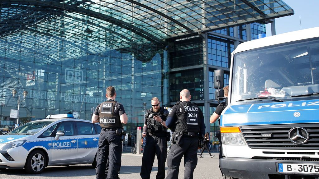 Desalojan el centro de Berlín para desactivar una bomba de la Segunda Guerra Mundial