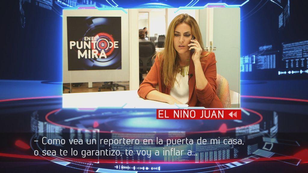 'En el punto de mira' El Niño Juan