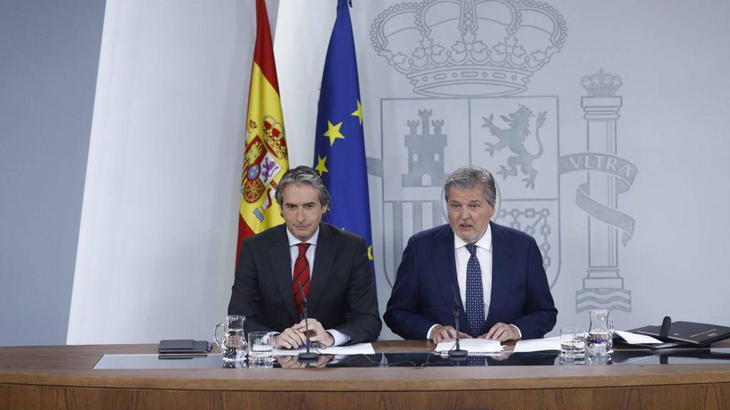 """El Gobierno dice que en sus datos contables no hay """"ni un euro"""" para el 1-O"""