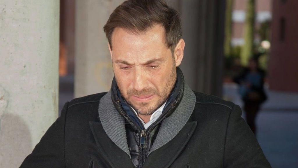 Antonio David irá a juicio acusado de maltratar y lesionar psicológicamente a Rocío Carrasco
