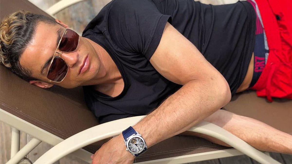 ¿Cuánto cuesta un siesta de Cristiano Ronaldo?