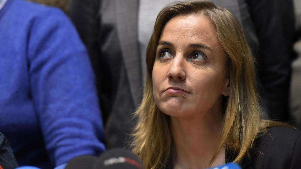 Tania Sánchez, número dos de la lista de Podemos para la Comunidad de Madrid