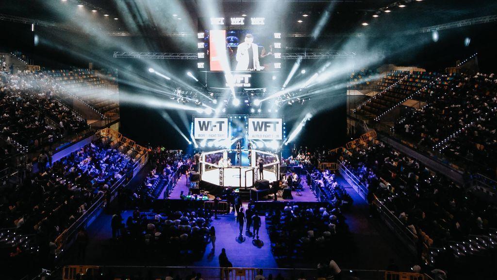 Evento de las Artes Marciales Mixtas (MMA), de la World Fight Tour (WFT)World Fight Tour (WFT) y Mediaset España firman un acuerdo para la emisión en Be Mad de las Artes Marciales Mixtas (MMA).