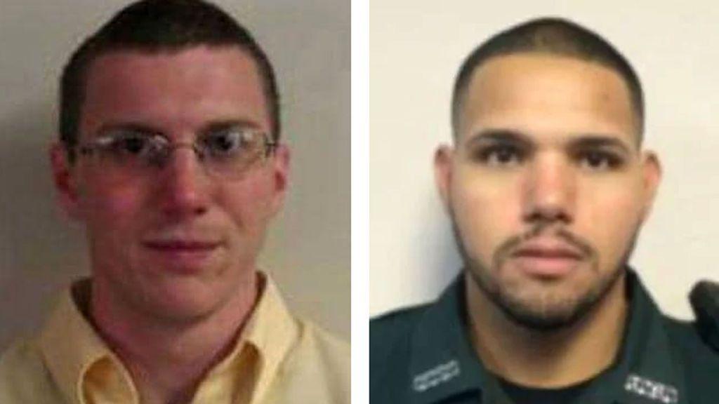 Matan a tiros a dos policías en Florida y el agresor se suicida