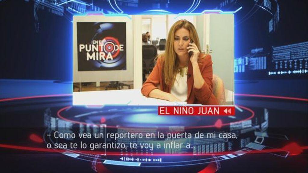 La trama del Niño Juan, el alunicero que siempre escapa, 'En el punto de mira' de Cuatro