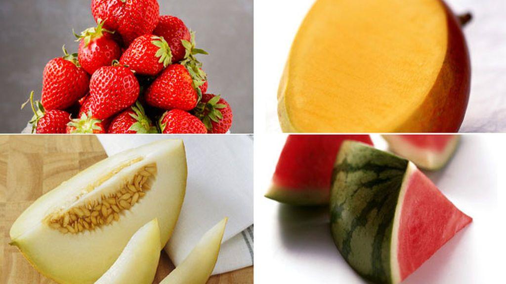 Cinco alimentos que te protegen del sol