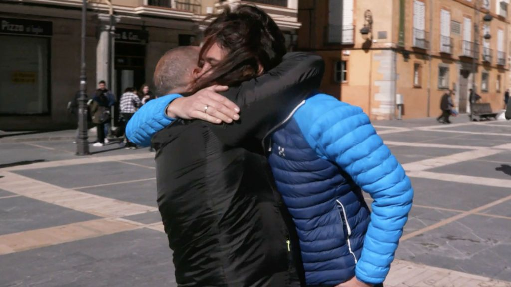 Edurne Pasabán y Juanito Juanito Oiarzábal se reencuentran en 'Planeta Calleja'.