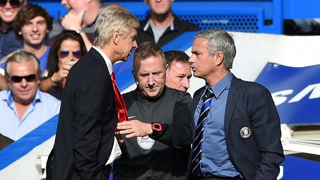 """Mourinho, sobre el adiós de Wenger: """"Siempre deseo lo mejor para mis oponentes"""""""