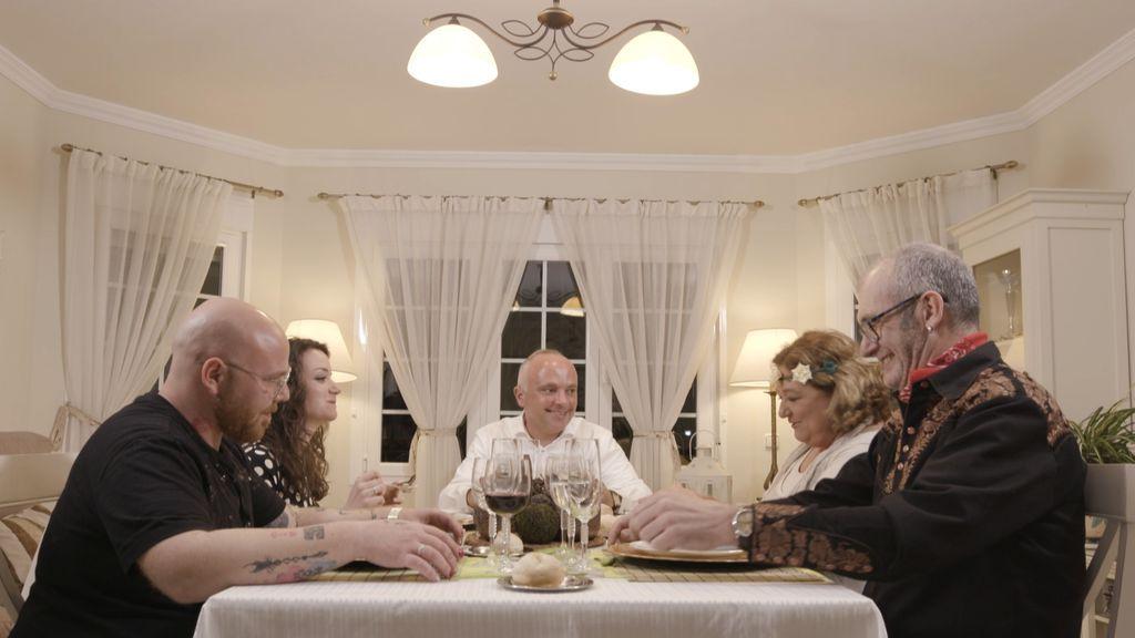 'Ven a cenar conmigo'