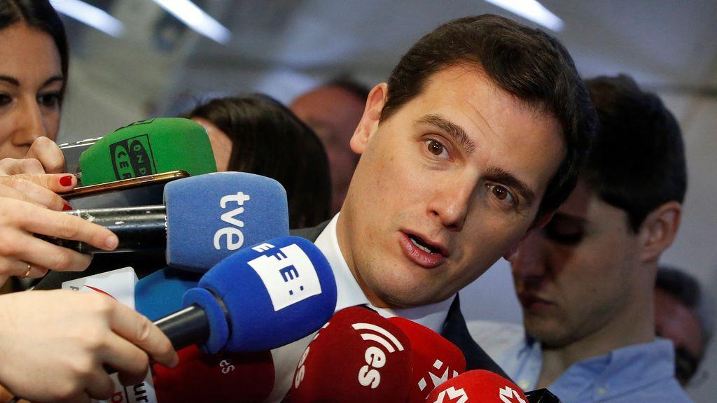 """Rivera, sobre el comunicado de ETA: """"Ni hubo un 'conflicto', ni hay víctimas de primera y de segunda"""""""