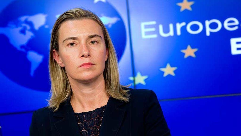La UE aplaude el cese de los ensayos norcoreanos pero seguirá con sus sanciones y diálogos