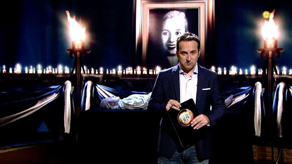 Cuarto Milenio| Los enigmas que rodean el cuerpo de Eva Perón, el ...