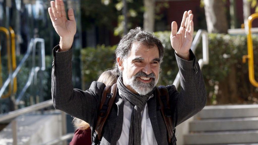 Cuixart (Òmnium) critica que se equipare pitar el himno con la violencia