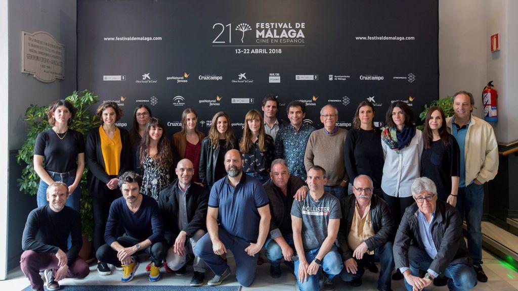 'Las distancias' y 'Benzinho', Biznagas de Oro del Festival de Málaga