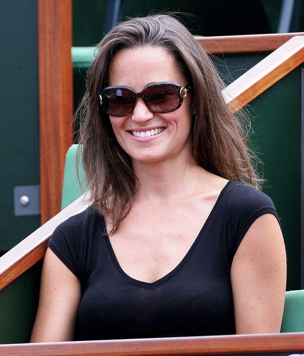 Pippa Middleton espera su primer hijo junto a James Matthews