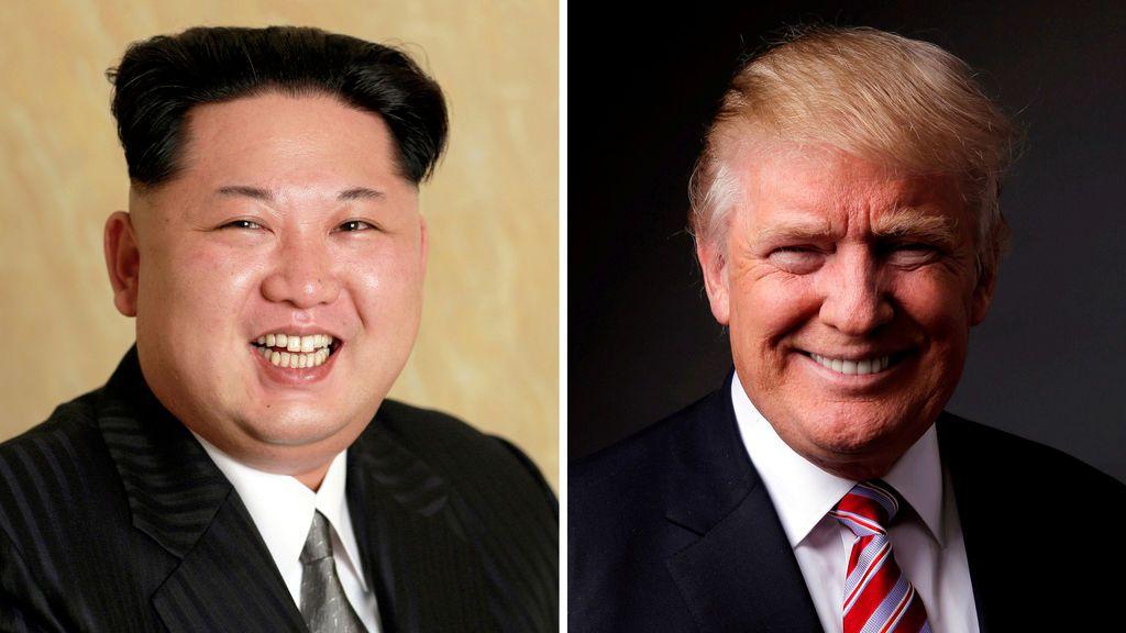 """Trump estima que """"solo el tiempo dirá"""" si se resuelve la crisis con Corea del Norte"""