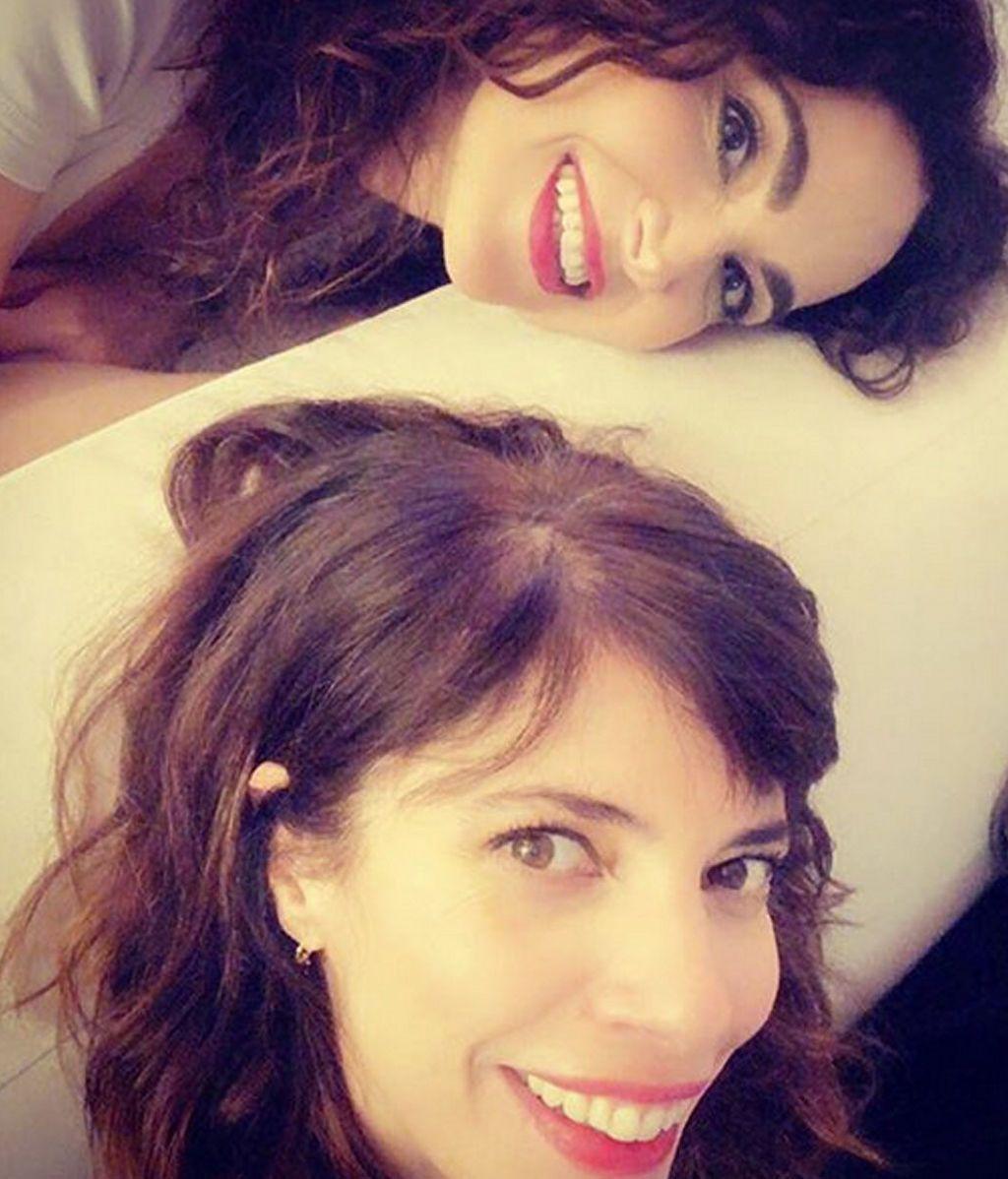 """Descubrimos la amistad entre Cristina Rodríguez y Maribel Verdú a través de las redes: """"Qué buena estás"""""""