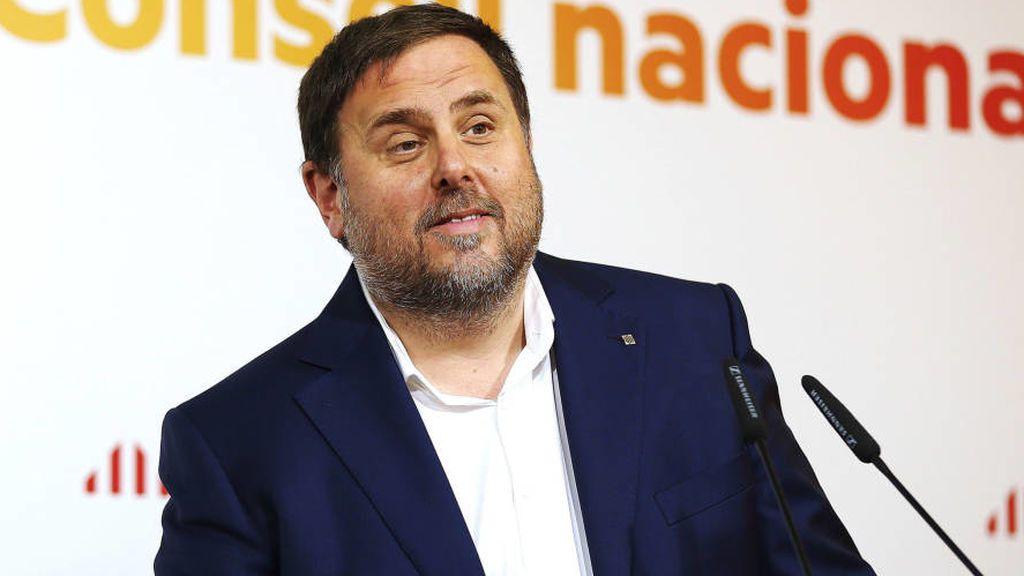 """Junqueras pide persistir y ve su encarcelamiento como """"una voluntad de venganza"""""""