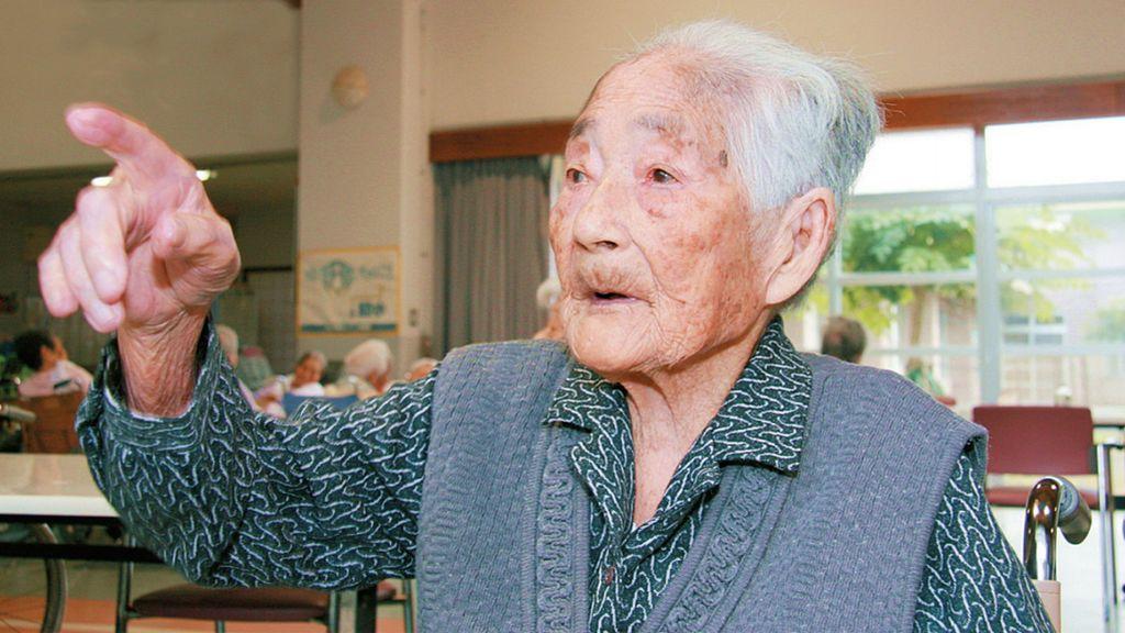 Muere Nabi Tajima, la mujer más longeva del mundo a los 117 años