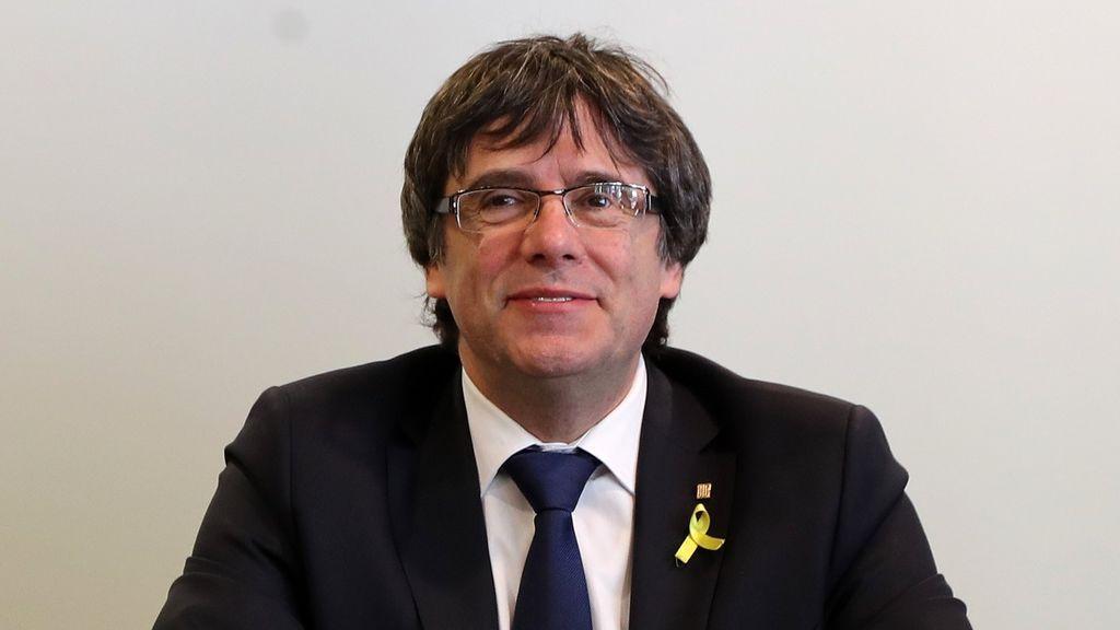 """Puigdemont defiende la cultura como una """"herramienta para hacer frente a la represión"""""""
