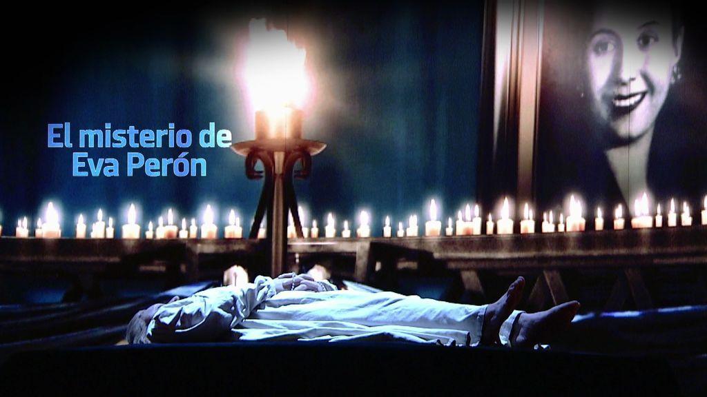 Cuarto Milenio| El misterio de Eva Perón: Revelamos los rituales y ...