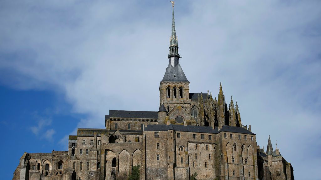Evacuado el monte Saint-Michel después de que un individuo amenazara a la Policía