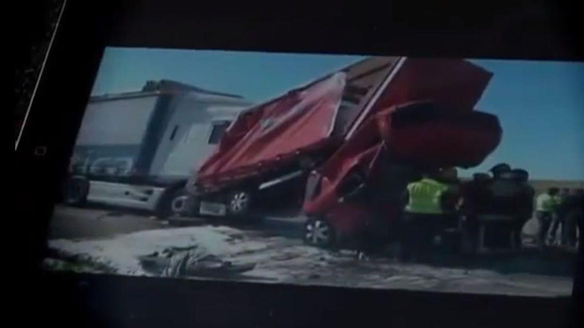 'Peligro de accidente' en Callejeros