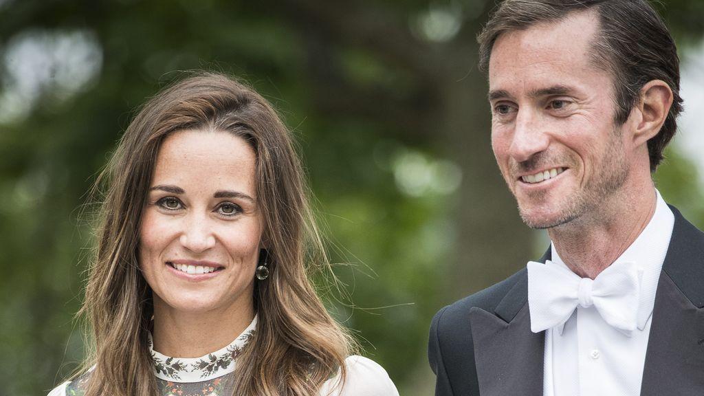 Pippa Middleton, embarazada de su primer hijo