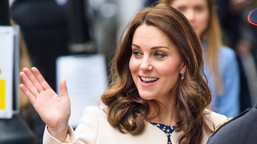 Kate Middleton ingresa en un hospital de Londres para dar a luz a su tercer hijo