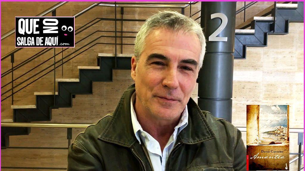 """Sant Jordi: El libro de su """"ex"""" televisiva y otras recomendaciones de David Cantero"""