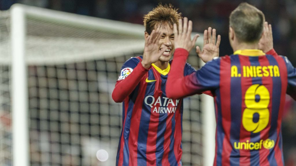 El 'amigo' de Neymar con el que jugará Andrés Iniesta en China