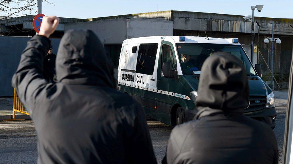 "Un guardia civil vincula a dos acusados de Alsasua con el ""entorno de ETA"""