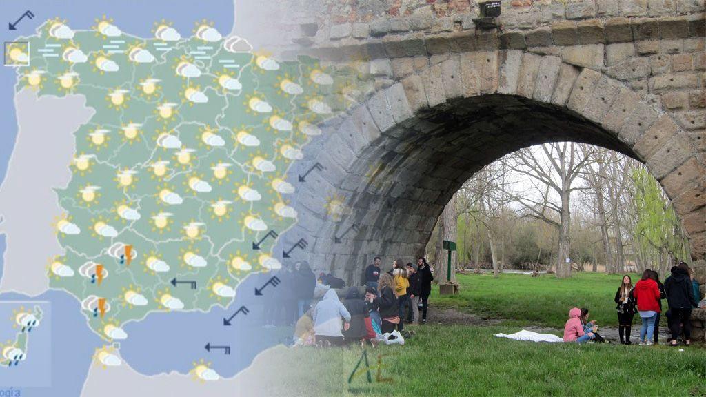 Te decimos la predicción del puente de mayo