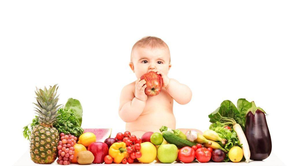Tendencia 2018: poner a los bebés nombres de alimentos de cocina