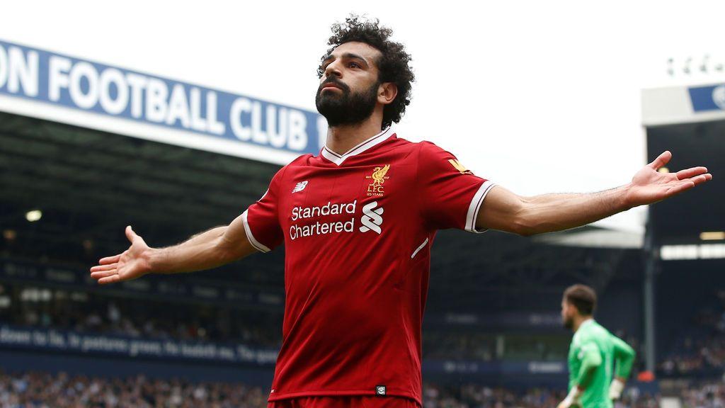 Mo Salah llega al Mundial como el mejor jugador del año en la Premier
