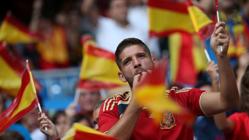 Grábate y sube tu vídeo para apoyar a la selección española en el Mundial de Rusia