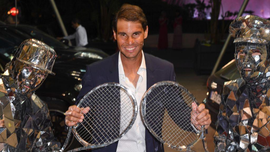 Rafa Nadal se mantiene número uno tras su victoria en Montecarlo y Pablo Carreño roza el 'Top 10'