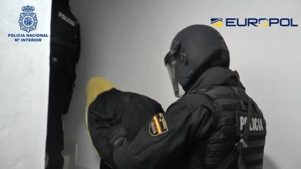 Detenido en Málaga el marido de una de las yihadistas más buscadas de Europa