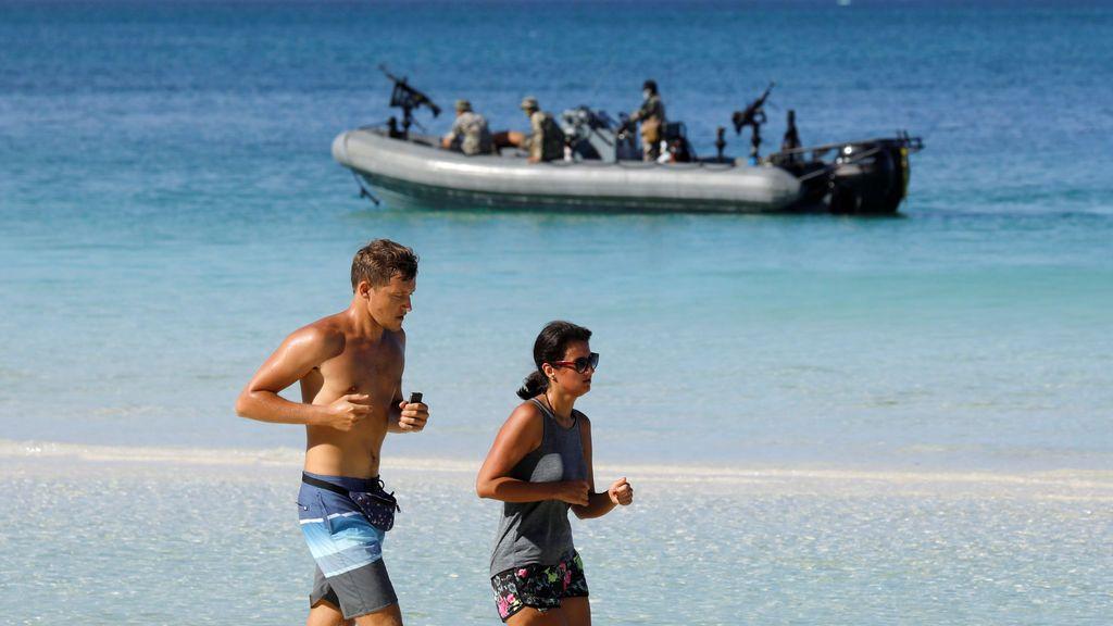 Últimos días en la isla de Boracay antes de su cierre