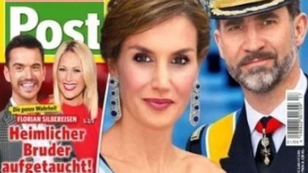 """La prensa alemana anuncia el """"divorcio inminente"""" de Felipe y Letizia: """"Se acabó"""""""