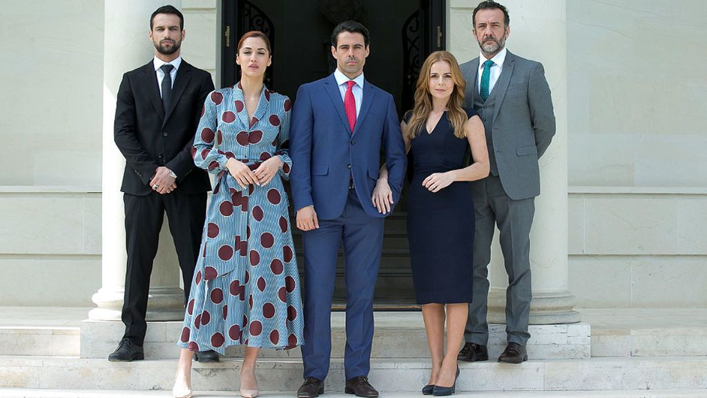 Secretos de Estado   El nuevo thriller político de Telecinco