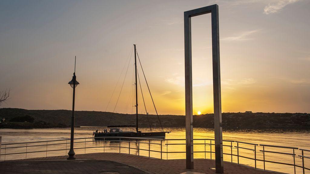 Amanece en Menorca