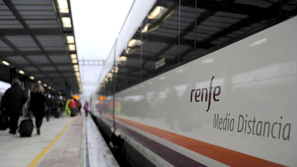 Muere un conductor al ser arrollado por un tren en Talavera
